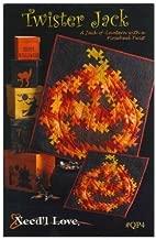 Need'l Love Company Twister Jack Pattern by Needle Love Company