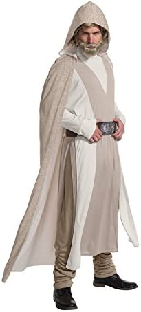 Old luke skywalker costume