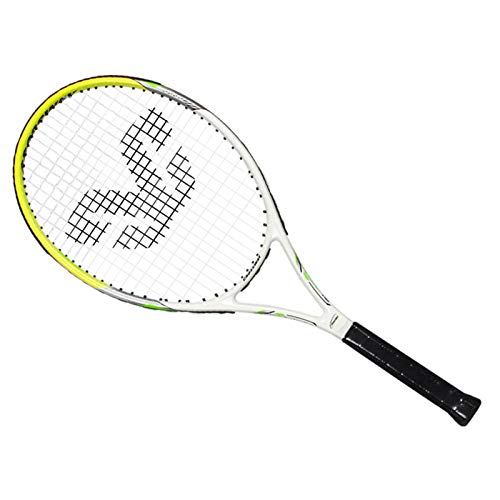 Mikelabo - Raqueta de tenis de césped (27 unidades), color amarillo