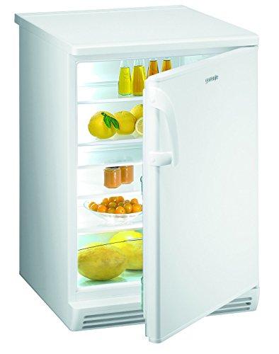 Gorenje R 6093 AW Kühlschrank / A+++ / Höhe 85 cm / Kühlen: 156 L / weiß / Unterbaufähig