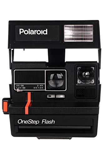 Polaroid One Step Flash 600 Instant Camera