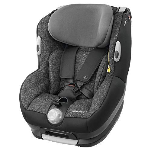 Bébé Confort Opal, Siège Auto Réglable Dos à la Route et Évolutif de Groupe 0+/1, de 0 à 4 ans, 0-18 kg, Triangle Black