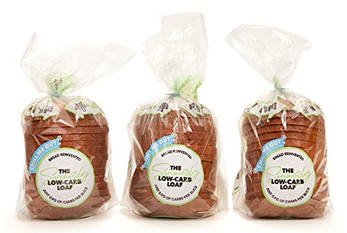 Serieus Low Carb Loaf Multipack x3