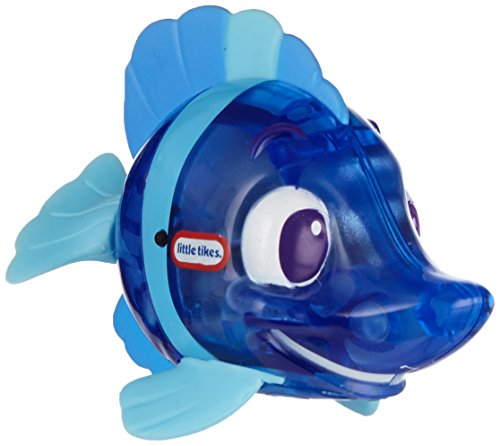 Little Tikes 638213GR - Sparkle Bay - babyspeelgoed - fonkelvis, blauw