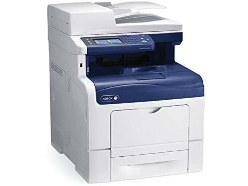 : Xerox 6605/DN Color Laser Multifunction - Print, Copy, Scan, Fax, Email, Duplex : Laser Printers
