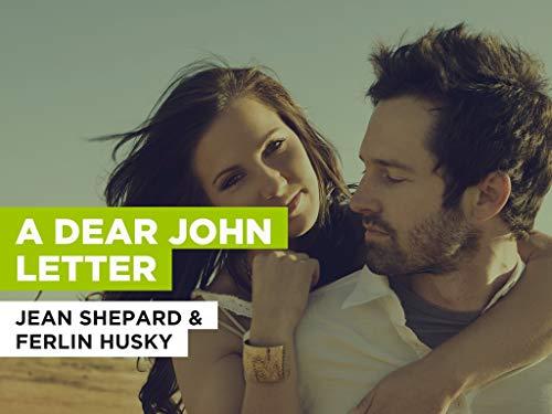 A Dear John Letter im Stil von Jean Shepard & Ferlin Husky