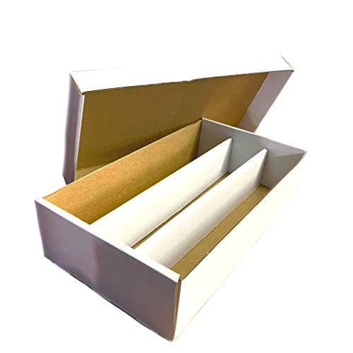 BCW Super Shoe Storage Box, 3000 Count