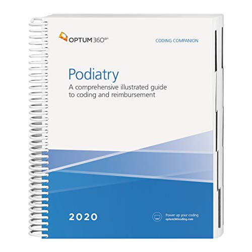 Compare Textbook Prices for Coding Companion for Podiatry 2020 1 Edition ISBN 9781622545681 by Optum360º