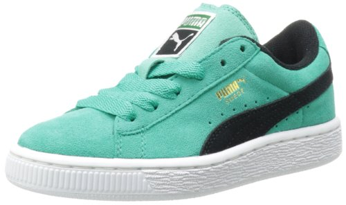 PUMA Suede Junior Fashion Sneaker (Little Kid/Big Kid)
