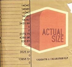 Weights & Measures By Actual Size (2002-02-11)