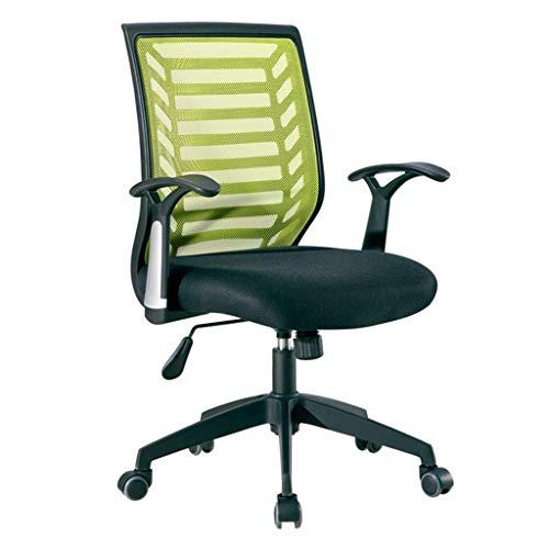 N/Z Tägliche Gerätestühle Premium-Bürostuhl Ergonomische Aufgabe Drehstuhl Büro Schreibtisch Computer Executive Study Room Empfang Arbeiten