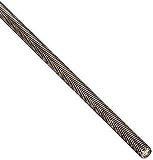 Left-hand Thread 304 A2 Stainless Fully Threaded Bar Rod Studding M4-M24 × 250mm