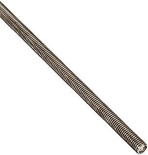 18-8 Stainless Steel Fully Threaded Rod, 3/8