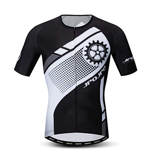 weimostar Ciclismo Jersey De Los Hombres De Malla Transpirable De MTB Camisas De Verano Anti Sudor De Carreras De Bicicleta