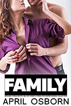 FAMILY Seduced Taboo Erotic Sex Hot Short Stories for Women Bundle Collection Review