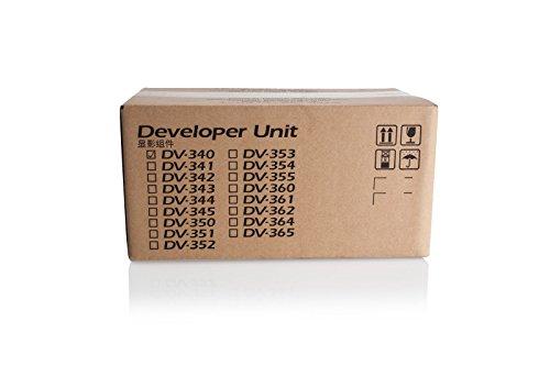 Kyocera DV-540Y Original Entwickler Developer Gelb f/ür FS-C5100DN gebraucht