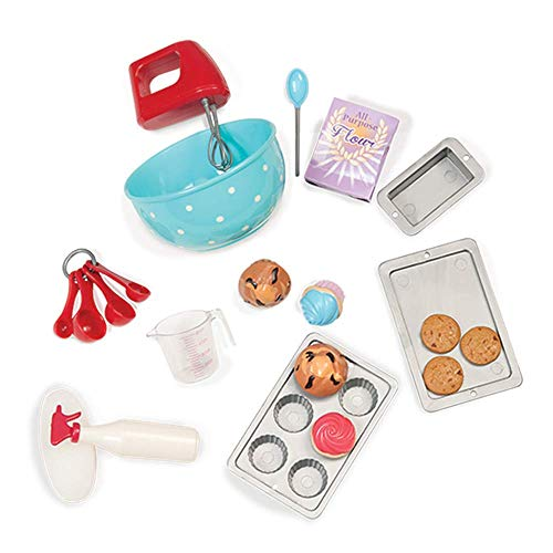 Our Generation Dolls Doll Gourmet Kitchen Set, 18'