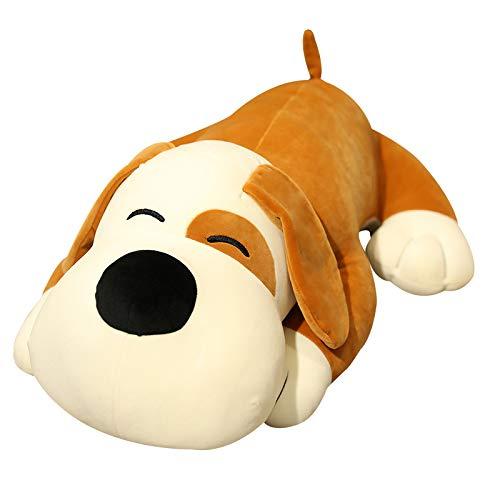 Plush Animal Dog 19.6 inch Plush Soft Pillow Dog, Girl boy Baby Birthday Gift Plush Soft Pillow Doll Dog Toy Gift