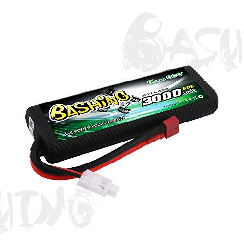 Gens Ace B-50C-3000-2S1P-HC-8 Lipo Batterien