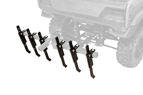 Why Should You Buy Black Boar ATV/UTV Plow Implement, Breaks Up Hard Ground w/6 Independently Adjust...