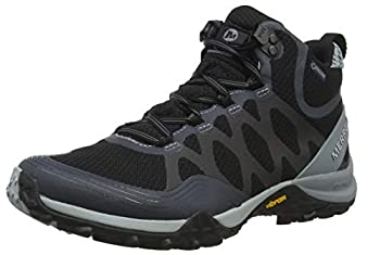Merrell Women s High Rise Hiking Boots Black 8.5