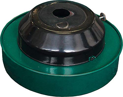 Patura Patura Tränkebecken Tränke Zubehör Petroleum Heizung 2,25 Liter bis zu 14 Tage Brenndauer für Model 552