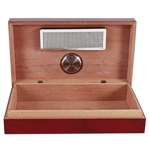 Hyywmgx - Portasigari portatile per sigari, per viaggiare, può contenere 3 – 5 sigari, adatto per viaggi, gazebo, pesca al coperto o pesca portatile