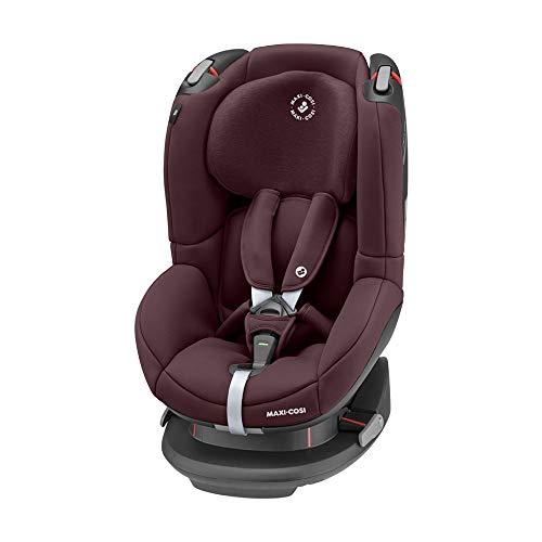 Maxi-Cosi Tobi Kleinkinder-Autositz, Installation mit Sicherheitsgurt, 9 Monate - 4 Jahre, 9 - 18 kg, Authentic Red (rot)