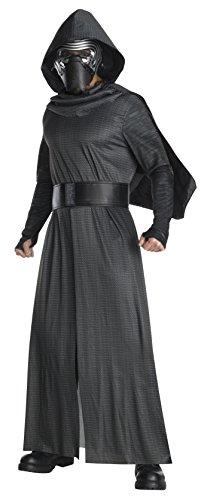 Star Wars - Disfraz de Kylo Ren con espada para adulto, Talla única...
