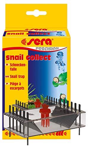 sera (08585) snail collect - die Schneckenfalle, auch zum Fangen von Heimchen oder Borstenwürmer im Meerwasser