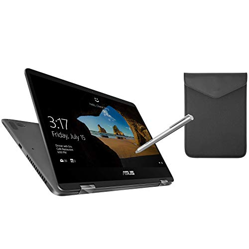 ASUS Zenbook Flip E1072T. Intel Core i5. 8GB RAM. 256 SSD. Windows 10. 14″. Gris