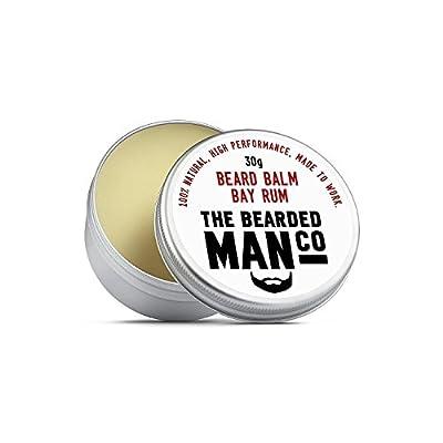 Beard Balm Bay Rum 30g