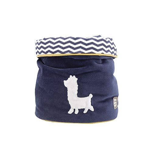 Panier de toilette bébé Lama M'ours - Trois kilos sept