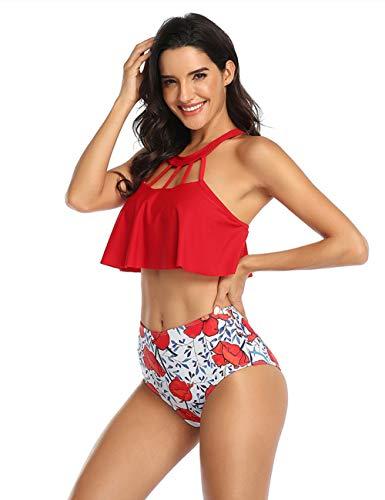 Damen Badeshorts Schwimmen Strand Rock Bikinihose Beach Shorts Hotpants Wassersport UV-Schutz Badehose Badeshorts Schwimmshorts