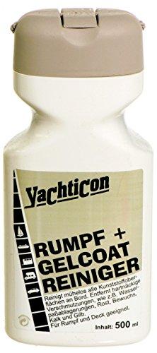 YACHTICON Rumpf & Gelcoat Reiniger 500ml