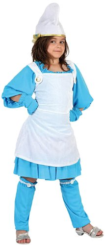 Atosa-7034 Disfraz Duende, color azul, 7 A 9 Años (7034)