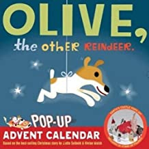 Olive, the Other Reindeer Pop-Up Advent Calendar