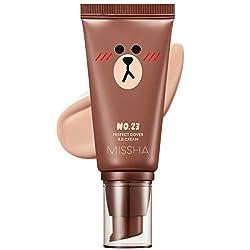 cheap Missha M Perfect Cover BB Cream # 23 SPF 42 PA +++ (50 ml) (LINE FRIENDS Edition) – Lightweight,…
