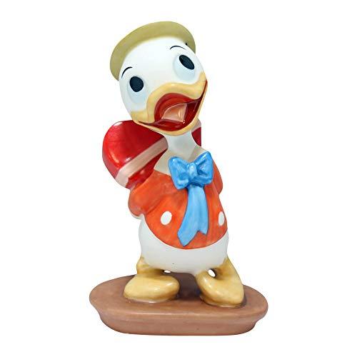 "Walt Disney Classics Collection (WDCC) Nephew Duck Mr. Duck Steps Out Nephew Duck ""I Got Somethin"