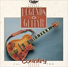 Legends Of Guitar : Country, Vol. 2 by Jimmy Bryant (1991-04-02)