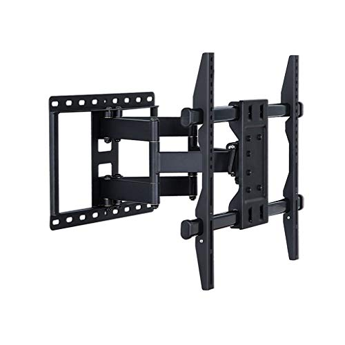 ChengLao - montaje en pared tv Soporte de pared for TV, soporte for TV Soporte universal for montaje en pared Soporte de estante giratorio LCD colgante Colgante de pared (para TV de 50 a 80 pulgadas),