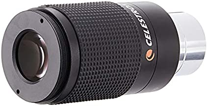 Celestron - Zoom Eyepiece for Telescope - Versatile 8mm-24mm Zoom for Low Power and High Power Viewing - Works with Any Telescope that Accepts 1.25