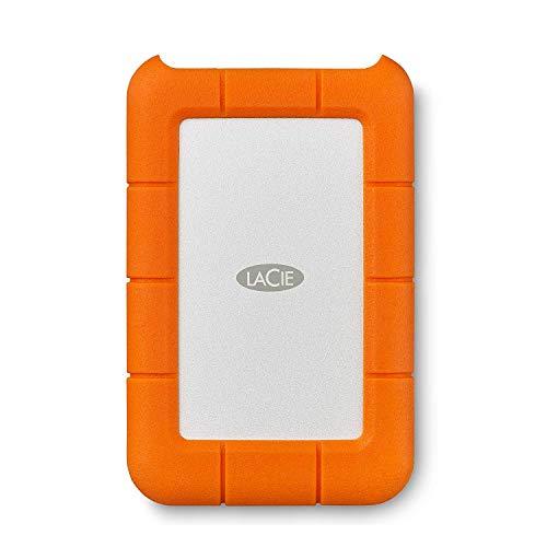 HD Externo 4TB RUGGED USB-C 3.1 LACIE STFR4000800 2666