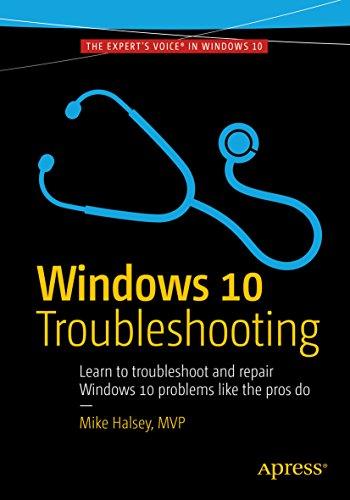 Windows 10 Troubleshooting (Windows Troubleshooting Series) (English Edition)