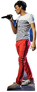 Star Cutouts Cut Out of Louis 1 Direction