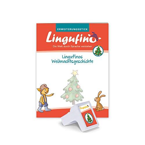 DIALOG TOYS Lingufino Erweiterungs-Set Lingufinos Weihnachtsgeschichte