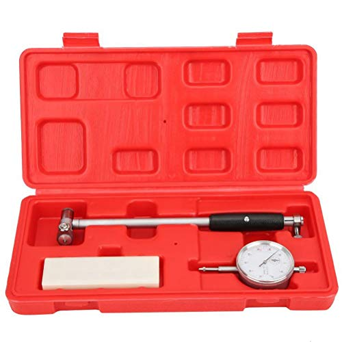 Release Dial Stichmaß Lochdurchmesser Messuhr Innendurchmesser Skala 50-160mm 0.01mm