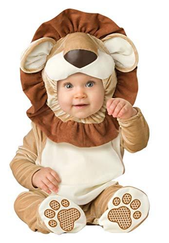 InCharater Liebenswert Lion - Kinder- Kostüm - 6 bis 12 Monate