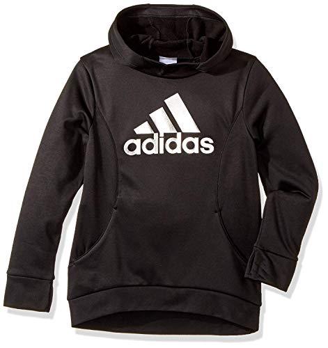 Adidas - Sudadera con capucha para niña