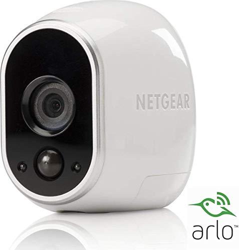 Arlo VMC3030 Überwachungskamera IP Innen und Außen Kubus Schreib/Wand 1280 x 720 Pixel